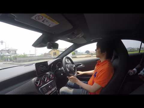 A45 AMG TEST DRIVE REVIEW 2