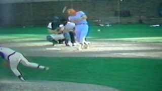 Mike Schmidt 4th Home Run In Game Vs Chicago Cubs