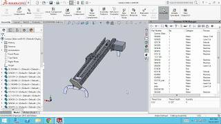 Automate RFQ generation with Bommer for SOLIDWORKS