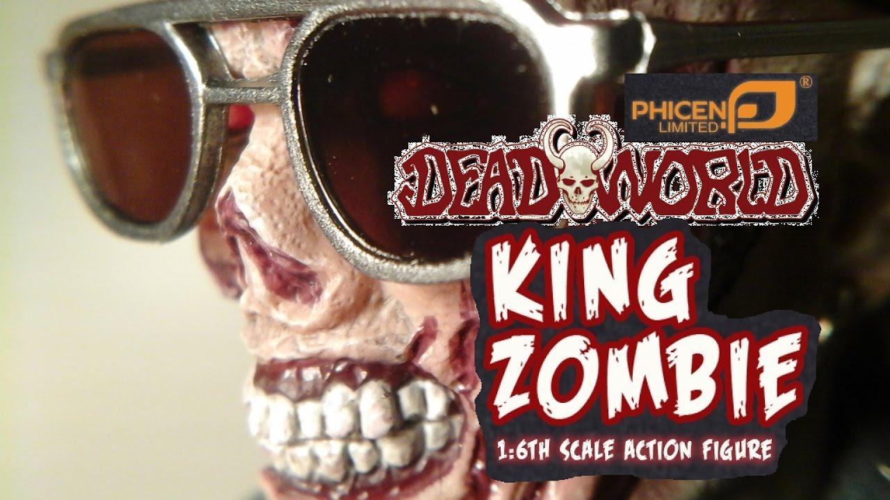 PHICEN Dead World King Zombie 1//6 Figure
