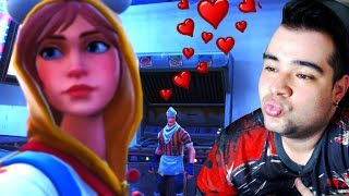 React the LOVING PAST OF CLEBINHO-The man who stole Loot EP. 3 Fortnite