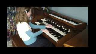 Rachel Flowers - Tarkus with Emerson