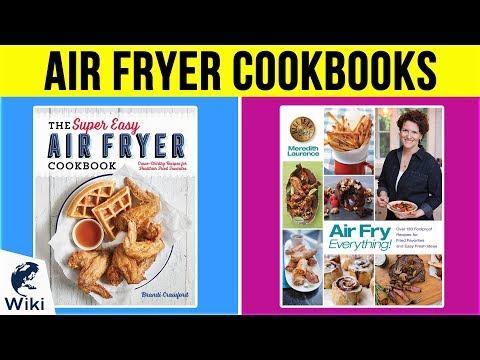 10-best-air-fryer-cookbooks-2019