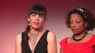 Video The words and signs to talk with children | Betty & Germaine | TEDxRennes download MP3, 3GP, MP4, WEBM, AVI, FLV Agustus 2017