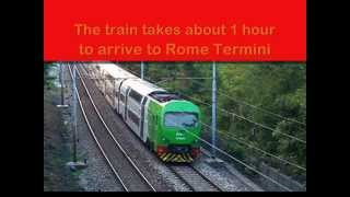 Presto Tours: Directions from Civitavecchia Port to Rome Termini