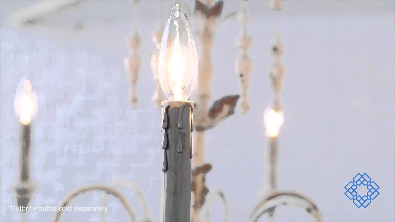 Quorum salento 6 light chandelier bellacor youtube quorum salento 6 light chandelier bellacor mozeypictures Image collections