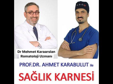 ROMATİZMAL HASTALIKLAR (BULGU VE TEDAVİ YÖNTEMLERİ) - DR MEHMET KARAARSLAN - PROF DR AHMET KARABULUT