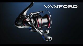 Shimano Vanford video