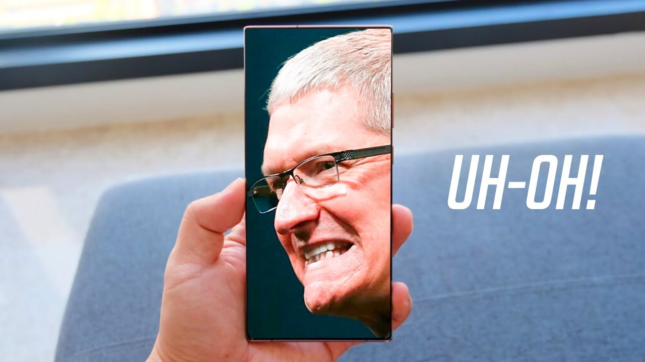 Samsung - Apple Should Be WORRIED!