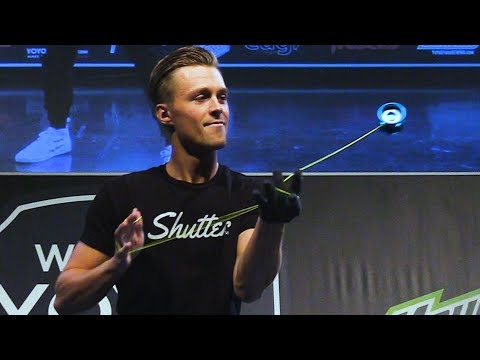 Gentry Stein - 1A Final - 3rd Place - World Yoyo Contest 2017
