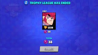 Trophy reset 2500 colt to 1150 colt :((