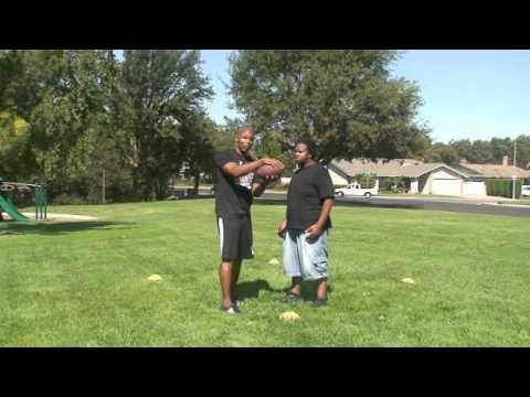 Donovin Darius: Football/Forcing Fumbles