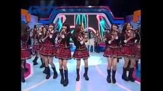 JKT 48 Shounjou Tachi Yo Dahsyat 07 Juni 2014