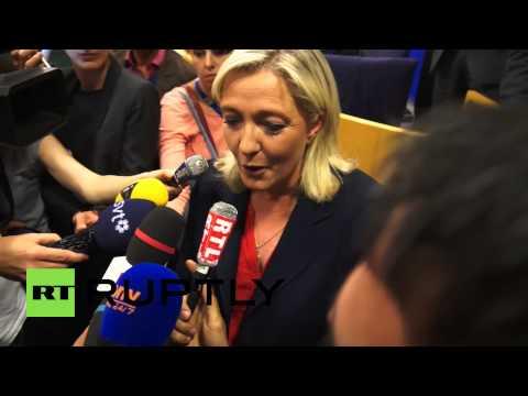 "Belgium: Le Pen touts ""rising force"" of new pan-European far-right bloc"
