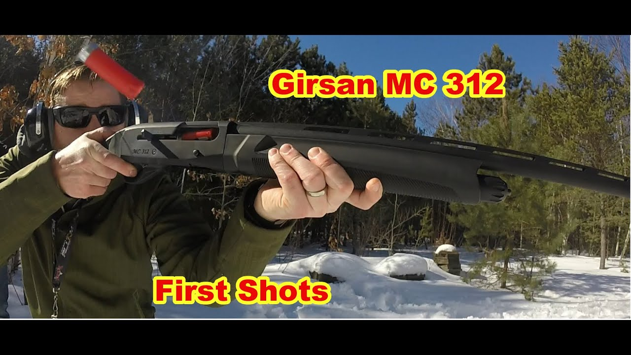 First Shots: Girsan MC312 As Fast as Benelli?