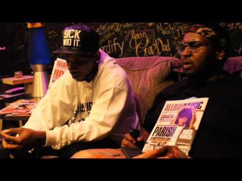 Magnolia Chop talks about working with Mozzy and Birdman from Cash Money
