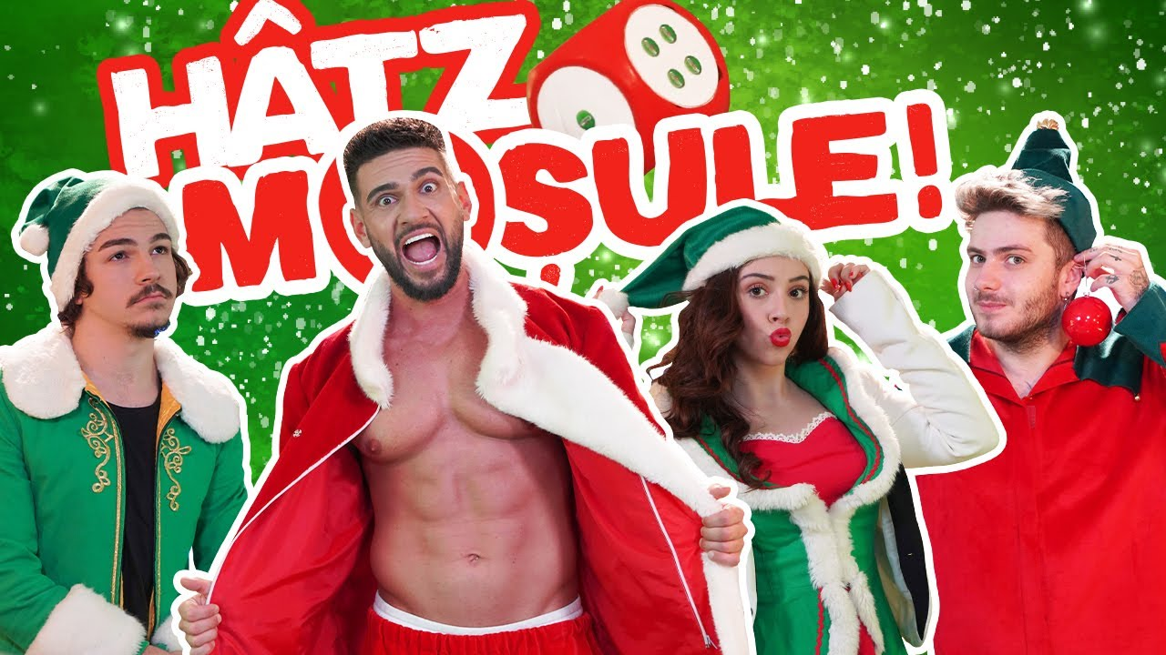 A venit Moșu` aka Dorian Popa | Christmas Challenge