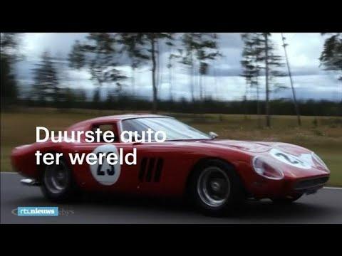 Dit Is De Duurste Auto Ter Wereld Rtl Nieuws Youtube