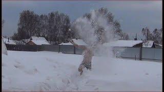 Сауна баня голышом в снег баня своими руками евдокимов михаил баня русская баня закаливание