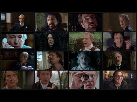 Alan Rickman  Ultimate Compilation