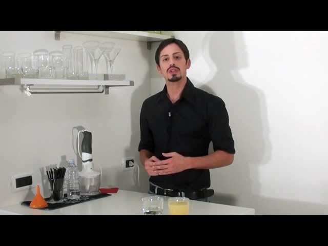 Come preparare lo Sweet & Sour | Drink Corner Extra