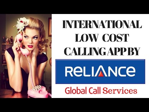 What is reliance global call Services