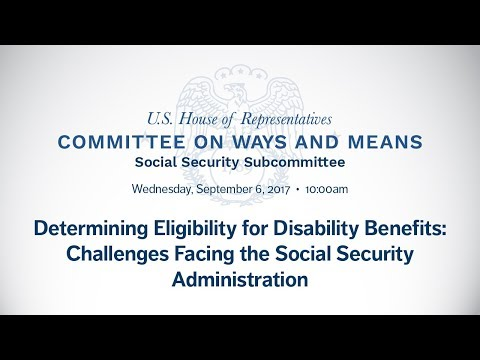Determining Eligibility for Disability Benefits: Challenges Facing the SSA