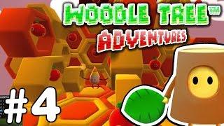WOODLE TREE ADVENTURES #4 - Gameplay Comentado em Português PT-BR