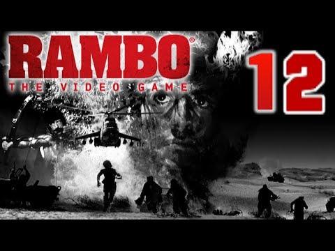 Rambo The Videogame - Let's Play en Español - Capítulo 3 / Afganistán. Último asalto