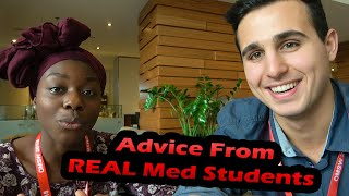 Advice from REAL Medical Students to get YOU into Medical School! | Darius Med
