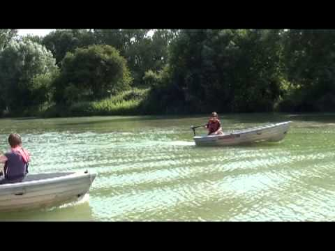 Electric Outboards vs Petrol Motors on a REAL boat !