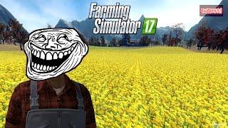 模擬農場 |Farming Simulator 17| 我的傻B老闆