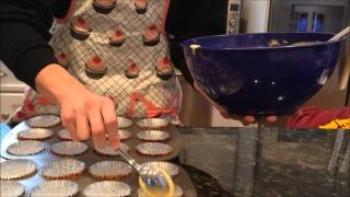 How to Make Delicious Marble Cupcakes
