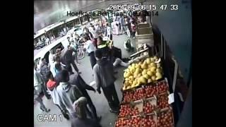 Polizeigewalt gegen einen 14 jährigen Marokkaner in Den Haag
