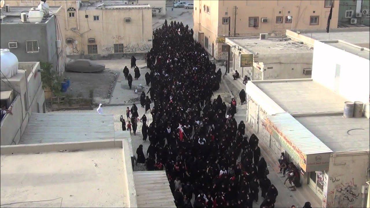 Bahrain Salmabad Break Light Martyer Ahmad Ismail 16 4 2012