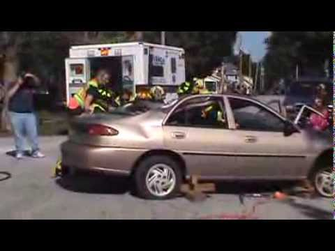 Advance, Indiana VFD Extrication Demo