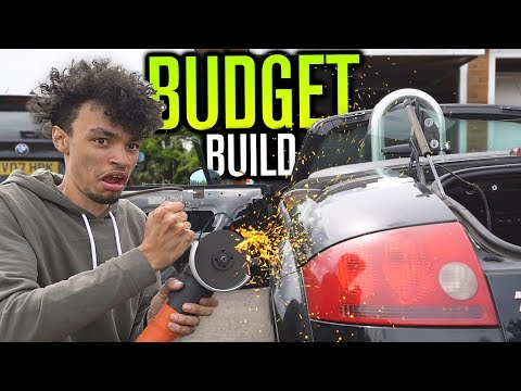 REAL LIFE BUDGET BUILD?!