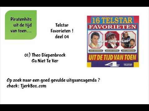 Theo Diepenbrock - Ga Niet Te Ver (Oude Piratenhits).
