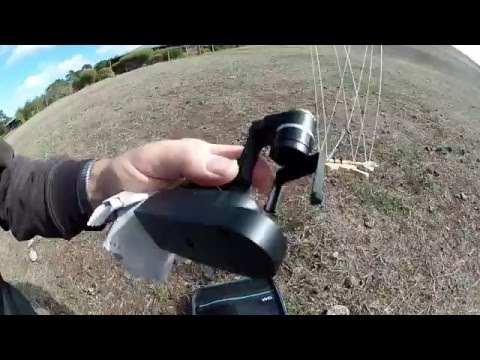 How To - Kite Aerial Video
