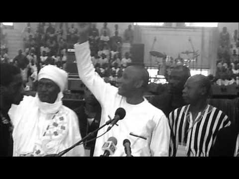 Jean-Baptiste NATAMA répond à RADIO Burkina !!