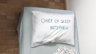 Chief of Sleep Interview Ep. 2 - Sleep Psychologist Dr. Maren Cordi