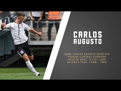 Carlos Augusto | Lateral-esquerdo