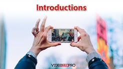 Introductions | LinkedIn & Video: A Winning Combination I Part01 | Video SEO Pro