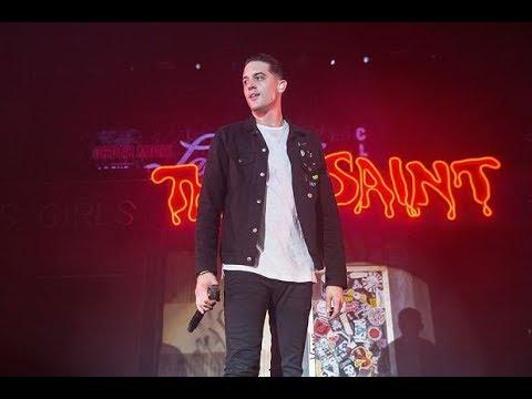 G-EAZY When It's Dark Out Tour ( El Paso, Tx)