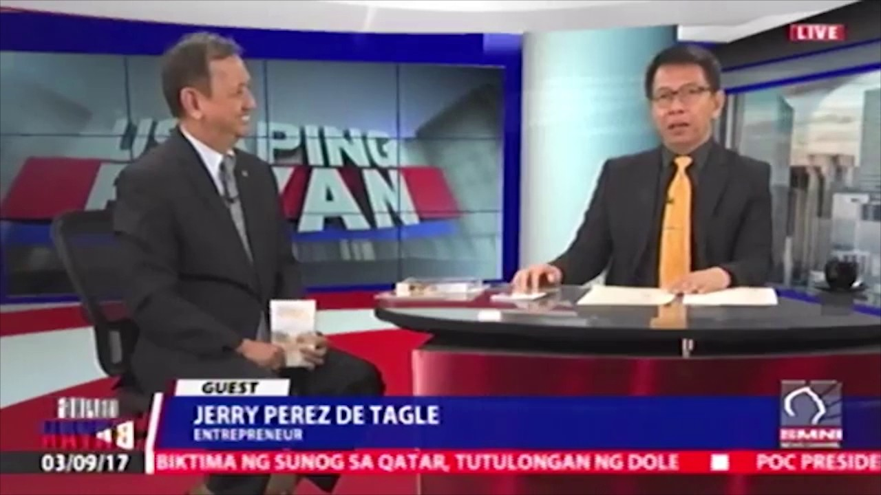 USAPING BAYAN WITH JERRY PEREZ DE TAGLE
