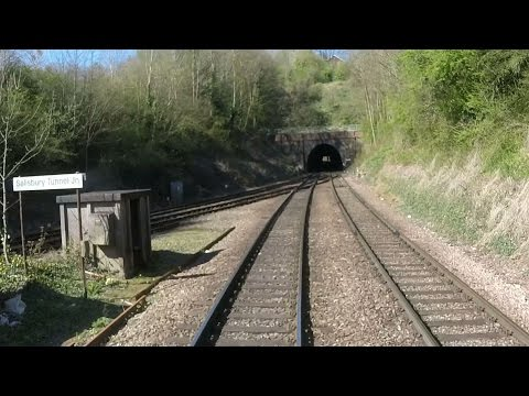 Basingstoke to Salisbury cab video (no audio) - HDL Green Dr