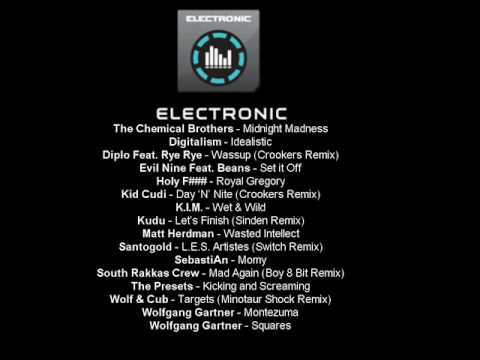 Midnight Club Los Angeles : Music : Tracklist