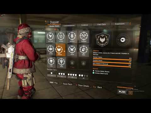 The Division: Phoenix Shield Cache Unlocked !! Solo !!