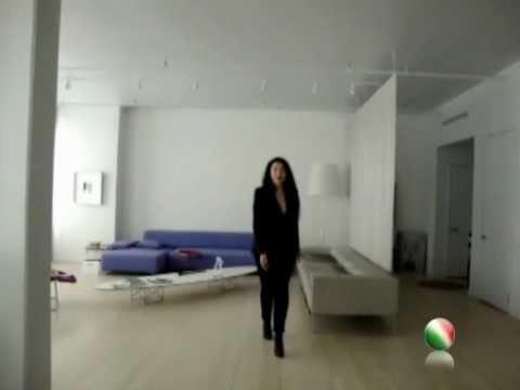 Marina Abramovics house in New York  YouTube