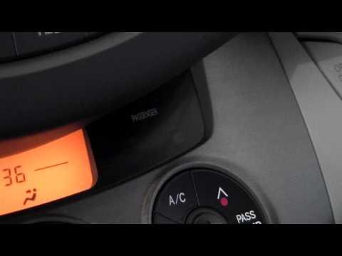 2011 | Toyota | RAV4 | Passenger Airbag Light | How To by Toyota City Minneapolis